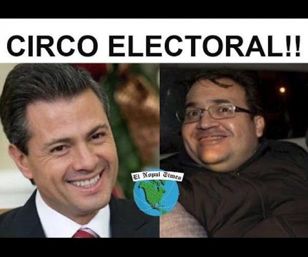 Las Incongruencias en la detención de Javier Duarte
