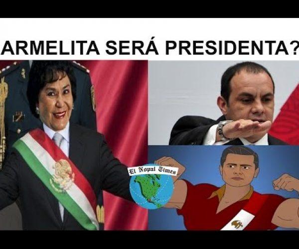EPN Rescatará Venezuela y C. Blanco será Gobernador
